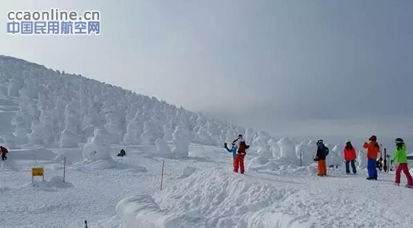 雪友攻略,日本三地粉雪大串联