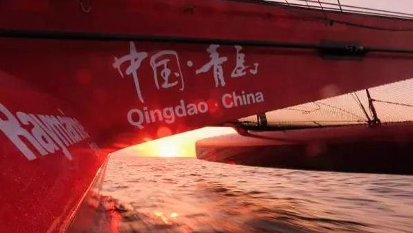 郭川深爱的帆船运动,原来有如此之多的细节
