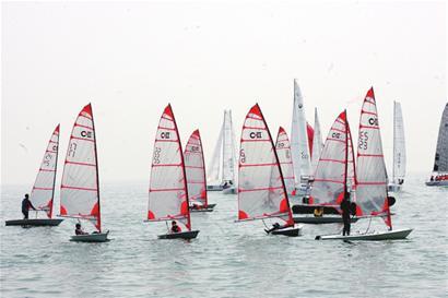 航旅网将组队参加第八届(2017)城市俱乐部国际帆船赛,快来报名吧