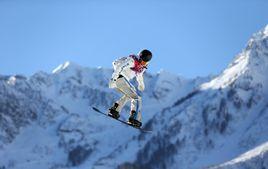 【国内顶尖滑雪】——带您认识单板滑雪