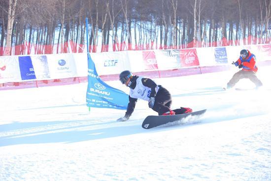 雪橇上的速度与激情,回顾精英滑雪联赛
