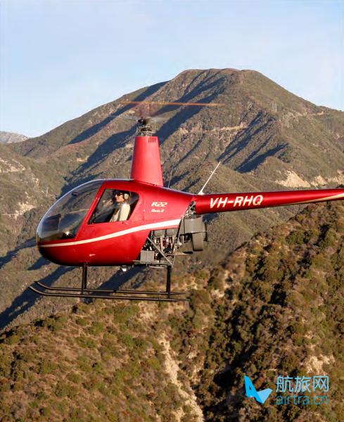 罗宾逊R22 Beta II 直升机
