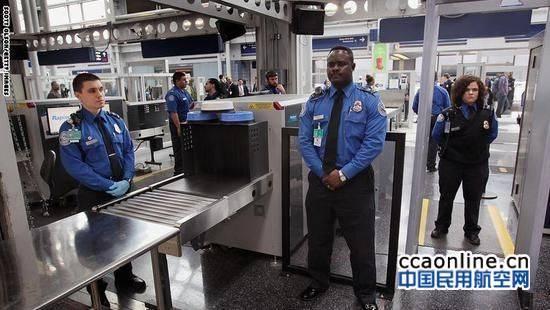 调查:美国约80%机场未通过安检系统可靠性检查