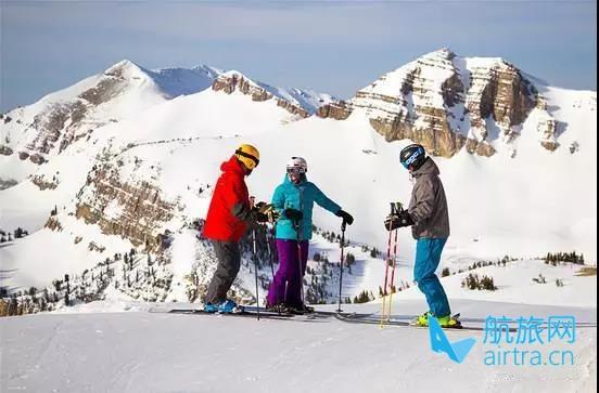 杰克逊霍尔雪中情 || 滑雪故事