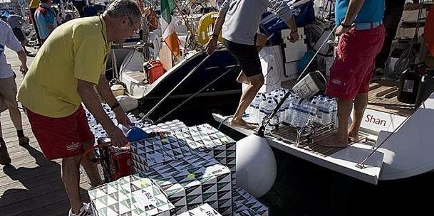 干货——远航时如何为船员准备合适的食品?
