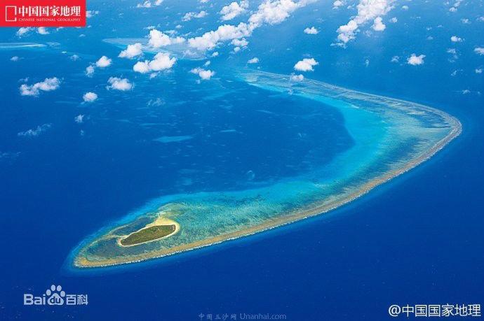 西沙群岛晋卿岛介绍