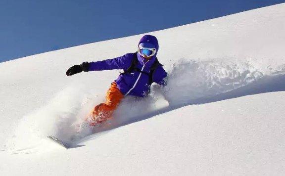 滑粉雪必须知道的10个窍门