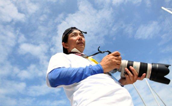 【博赛东队已选】【媒体船员】专业帆船摄影师兼老水手田野寻求组队