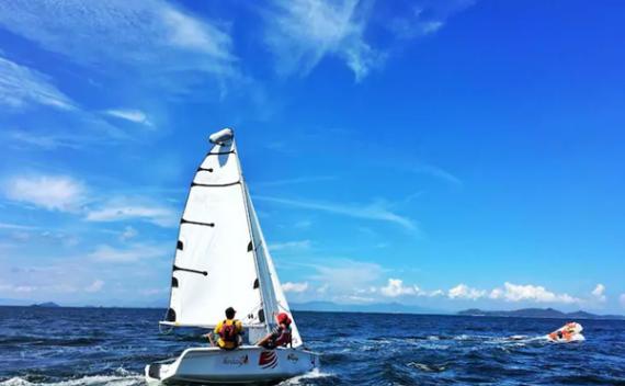 【万航帆艇】周末两日营