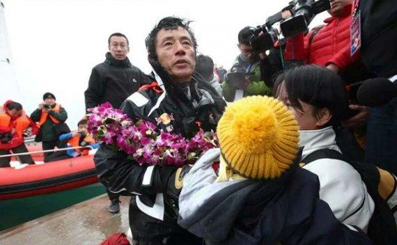 中国驻洛杉矶总领馆:正敦促美方全力搜救郭川
