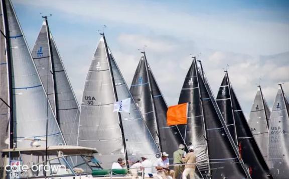 关于帆船起航的5个关键技术