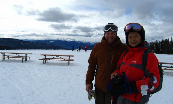 滑雪性价比