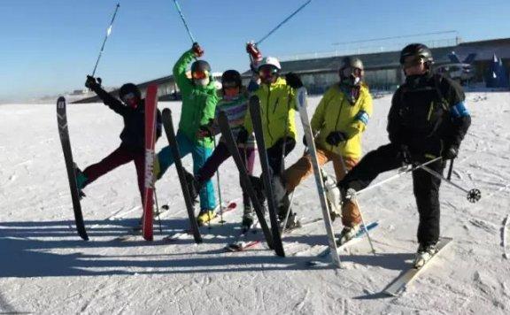 WSSA双板外教滑雪课程