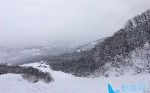 日本长野白马、姆池高原滑雪5晚6天滑雪行程