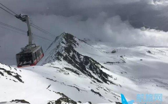 瑞士圣莫里茨达沃斯6晚9天滑雪行程