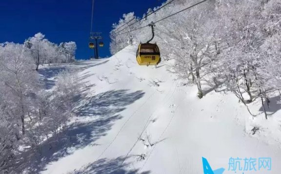 日本安比高原、青森八甲田滑雪6晚7天滑雪行程