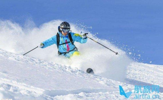 必须GET的滑雪技巧   菜鸟摔跤如何避免伤害?