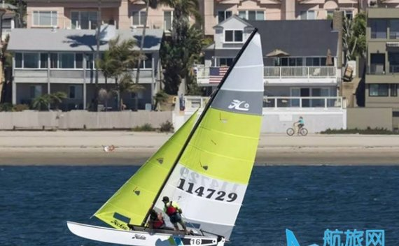 Hobie 16双体帆船的进阶教程