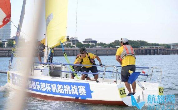 中国帆船界的巅峰对决—王者北航