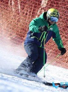 王晓飞滑雪教学