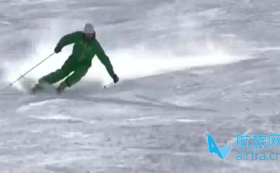 奥地利竞技滑雪大神秀,教你如何正确滑雪!