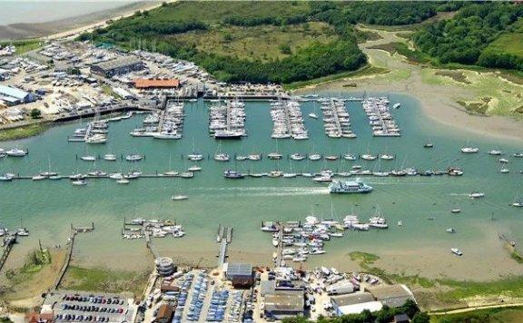 英国游艇码头分布第三篇:南安普顿