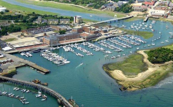英国游艇码头分布第五篇:朴茨茅次