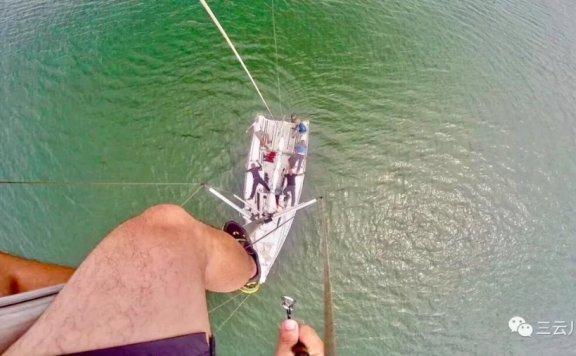 小石岛帆船培训一瞥