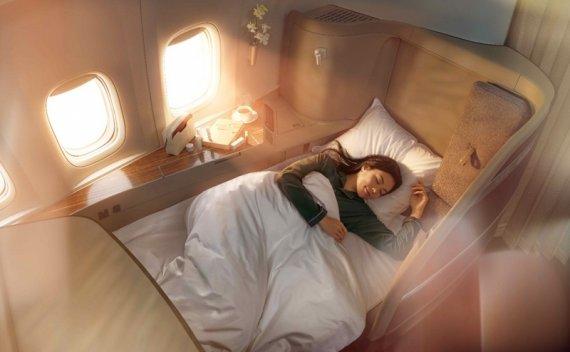 国泰航空推出头等舱新产品