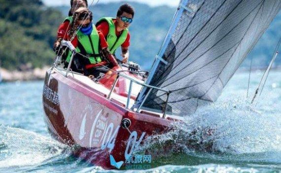 这个夏天,用帆船玩出新实力