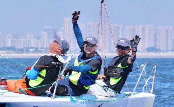 【航海体验】航旅网大帆船体验