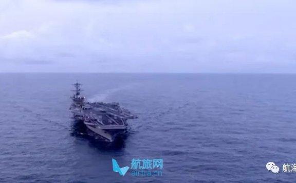 """""""罗斯福""""号航母感染源?美海军官员曝光"""
