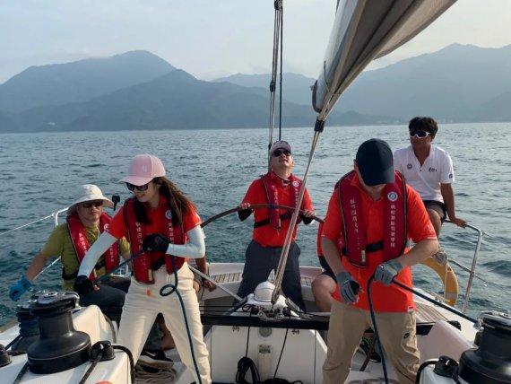 夏日扬帆!纵横四海第91期帆船游艇驾驶培训将于2021年6月5日开课!
