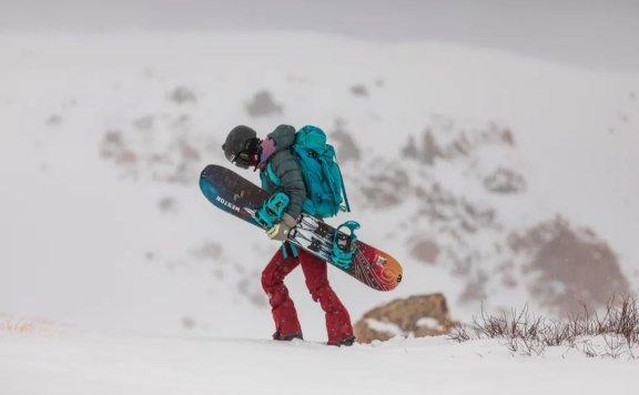 Weston单板雪板|不断前进,劲滑粉雪(一大波视频来袭)