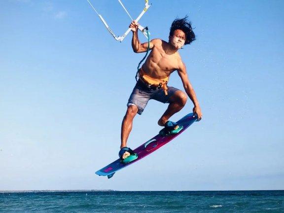 IKO风筝冲浪课程介绍   风筝冲浪联盟