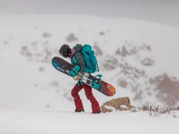 Weston单板雪板 不断前进,劲滑粉雪(一大波视频来袭)